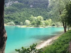 Lago di Tenno Italy [OC] [3264x2448]   landscape Nature Photos