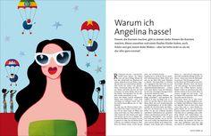 Illustration for Eltern MAgazine / Germany