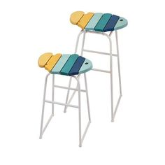 Lexie Bar Stools , Set of 2
