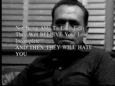 The Genius Of The Crowd: Charles Bukowski ~ After reading this poem, I was hooked...