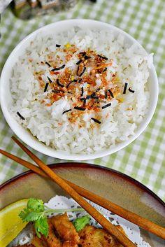 Through The Kitchen Door: Japanese Tonkatsu Sauce, Japanese Potato Salad, Japanese Dishes, Japanese Fried Chicken, Potato Flour, Oil For Deep Frying, Asian Recipes, Japan