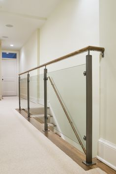 Installation of glass handrail in Baltimore - Google Search