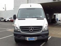 2014 Mercedes-Benz Sprinter 2500170WB 2500 170 WB 3dr Passenger Van Full-Size 3 Doors Silver for sale in Riverside, CA Source: http://www.usedcarsgroup.com/used-mercedesbenz-for-sale-in-riverside-ca