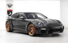 WALLPAPERS HD: Porsche Panamera Stingray GTR Carbon Edition