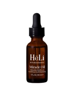 Pure Romance Heli Miracle Oil Intense Healing Oil Harness the power of pure essential oils with our versatile formula that helps soothe, protect, and moisturize with every single drop. Miracle Oil is infused with tea tree oil, which is known to have natural antifungal and antibacterial properties, as well as hydrating argan, jojoba, and sweet almond oils. This multipurpose formula can be applied to cuts and scrapes to help reduce the appearance of scars. Pure Romance Catalog, Natural Antifungal, Formula Cans, Healing Oils, Dry Scalp, Sweet Almond Oil, Pure Essential Oils, Tea Tree Oil, After Shave