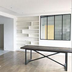 Et de l'autre côté 😎 #studioinsideparis #interiordesign #goals #deco #architecture #inspo #potd #instagood #design #minimal #scandinavian #haussmannien #paris #luxurylifestyle #luxuryhomes #renovation #like #follow #furniture #homedecor #homedesign #verriere #interiordecor #interiors #decoration #interiordecoration #decor #luxuryhomes  #homestyling #interior - posted by Studio Inside https://www.instagram.com/studio_inside_paris - See more Luxury Real Estate photos from Local Realtors at…