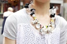 Tokyo Fashion-- Alter Ego by Erika Walton Necklace