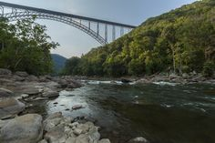 The New River Gorge, West Virginia  The Best Destinations in the South for Photographers – SoleèVita