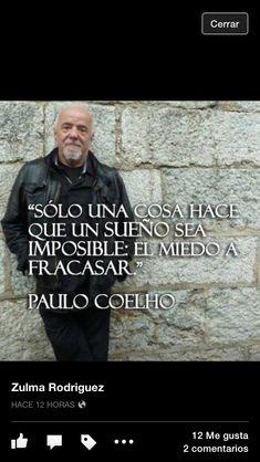 23 Best Paulo Coelho Quotes (Spanish) images | Paulo coelho