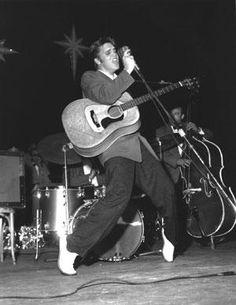 Classic Elvis_Miami 1956