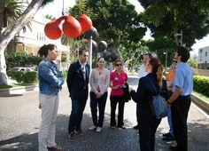 Santa Cruz organiza rutas guiadas para difundir el patrimonio escultórico, arquitectónico y botánico de la ciudad