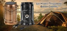 Led Ηλιακό Πτυσσόμενο Φανάρι Camping ρεύματος και μπαταρίας, με θύρα USB, μεγάλης φωτεινότητας, ιδανικό για την εξοχή, με παραλαβή από το Magichole ή με αποστολή! Μόνο 9.90€ - αρχική 16€