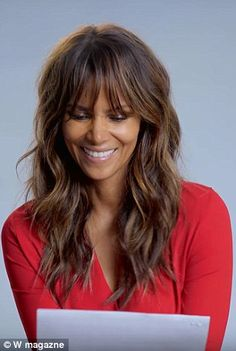 Halle Berry does dramatic reading of Britney's Oops... I Did it Again #dailymail