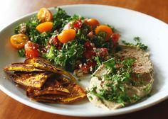 Paleo Mezze Plate - Powered by @ultimaterecipe