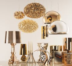 Golden Collection by Kartell