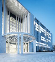 Jimo Scientific Creation Center,Courtesy of gadGreenton Design