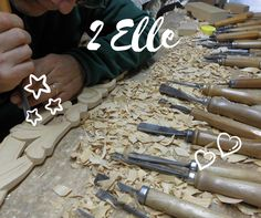 Eccellenze sul legno e lavoro manuale 2 Elle Falegnameria artigianale toscana