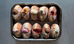 St John Doughnuts. Photograph: Andy Sewell