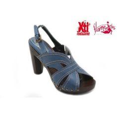 Sandalias de piel XTI TENTATIONS por 29,99 y mucho mas en nuestra pagina www.flamenkas.com