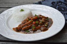 Viktväktarrecept – Sida 6 Sausage, Beef, Food, Meat, Sausages, Ox, Ground Beef, Meals, Chinese Sausage