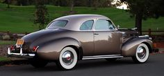 '40 Cadillac Lasalle Coupe