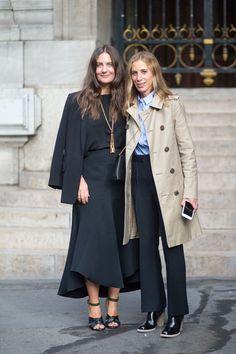 Nicole Fritton and Elisa Santisi