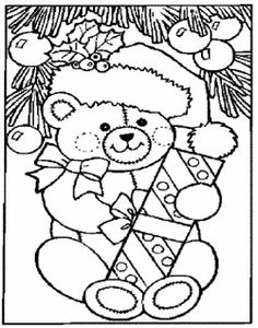 printable Hard Coloring Pages for Adults | Free Printable Christmas Coloring Pages | Detroit Mommy Bloggers