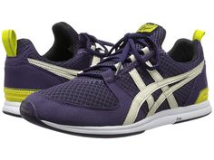 Onitsuka Tiger by Asics Ult-Racer™ Blackberry Cordial/Off-White - Zappos