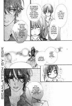 Vampire Knight - Haruka, Yuri and Yuki ♡