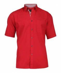 Klasyczna koszula wizytowa (slim) Button Down Shirt, Men Casual, Mens Tops, Shirts, Fashion, Moda, Dress Shirt, Fashion Styles, Dress Shirts