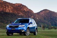 2011 Subaru Forester - S Edition