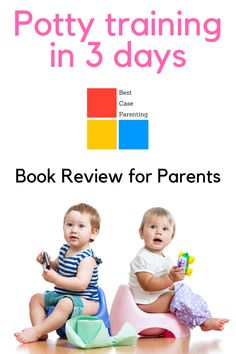 Want to complete potty training for boys and girls in 3 days? We review a product that promises to help you chart your success, with children as young as 18 months! Read the article here!