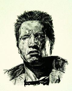 The Terminator by Trunnec.deviantart.com on @deviantART
