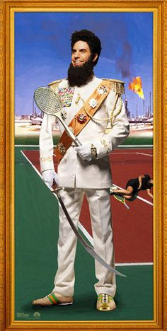 Second trailer for The Dictator released