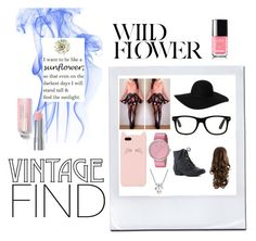 """""""Wild Flower"""" by athena-carrillo on Polyvore featuring Monki, Kate Spade, Marc by Marc Jacobs and MBLife.com"""