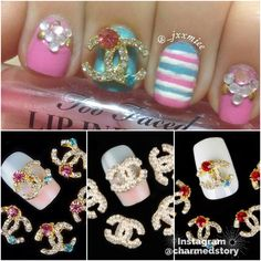 Design your nails, the way you want them!!