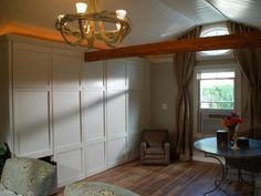 Closet Door Options: Ideas for Concealing Your Storage Space | Home Remodeling - Ideas for Basements, Home Theaters