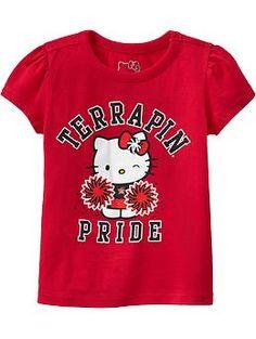 3ba3ba1b363 Hello Kitty + Terps   Fashion Terrapin