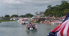 murells inlet | Murrells Inlet, SC - 4th of July Boat Parade