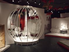 I DREAMED A DREAM: Window Designer Soline D'Aboville Talks About the Magic of Visual Merchandising
