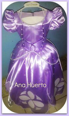 princesa Sofía de Disney/Ana Huerto