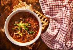3 ways to warm up with chili.
