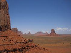 Road trip - Monument valley - Landscape