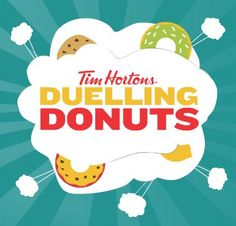 Tim Horton and Jason Priestley have teamed up to find a newdonut!