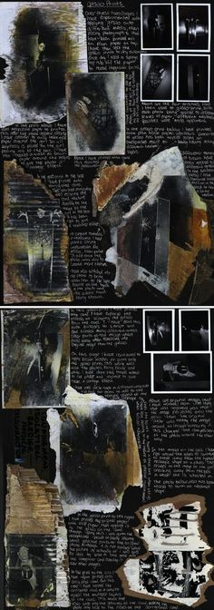 Sketch Book Gesso printing / image transfer experiments for A Level Photography - Exploring the theme Social Networking, this project by Melissa Kelsey was awarded Top in New Zealand and graded (A*). Photography Sketchbook, Photography Portfolio, Book Photography, Amazing Photography, Photography Courses, Photography Backdrops, Art Portfolio, Aerial Photography, Photography Business