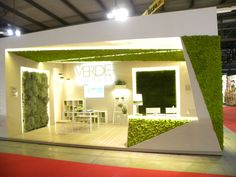 Verde Profilo @ #MADE Expo 2012, #Milan, Italy www.verdeprofilo.com…