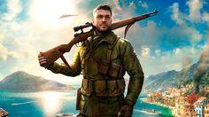 Sniper Elite 4  Gameplay Trailer (2017) Includes Hitler Teaser [HD]