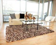 Area Rugs - Style: Confetti - Natural Multicolor / Size: 4'x6'