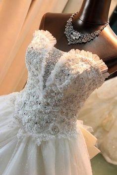 Princess Wedding dress! Pretty