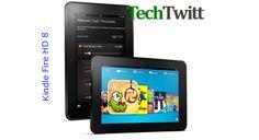 Kindle Fire HD 8.9 4G LTE Wireless
